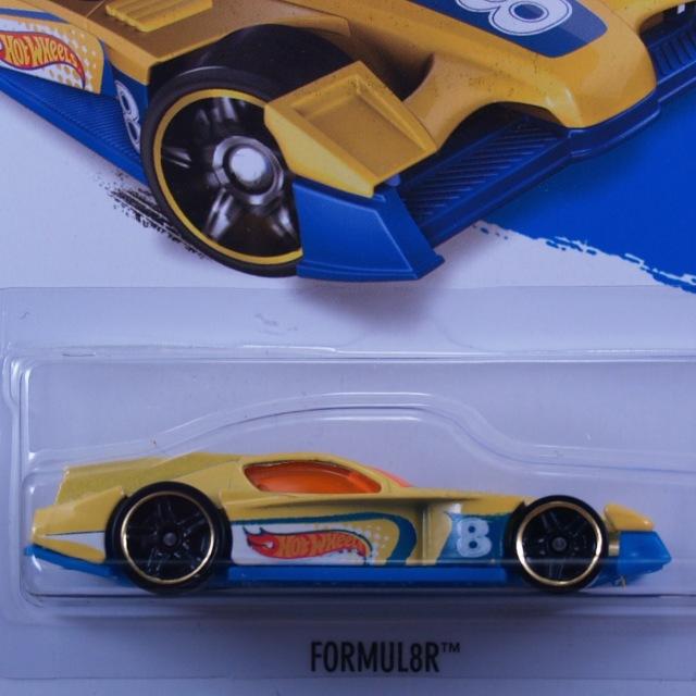 2014 HW RACE / Formul8r (YLW)