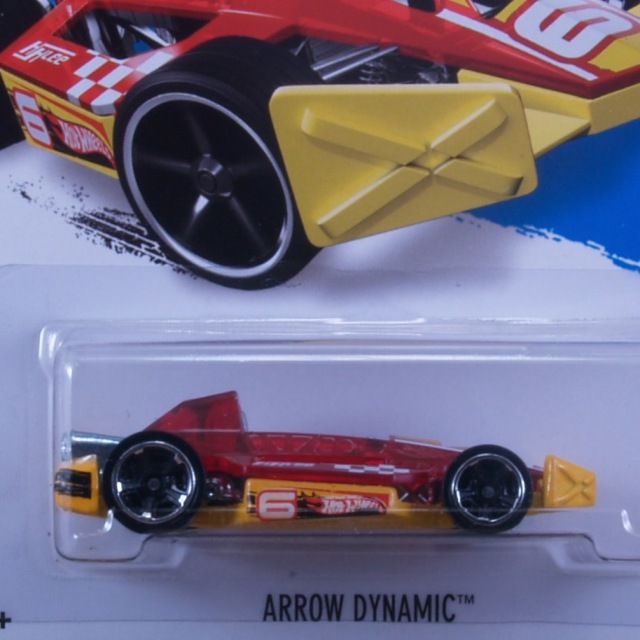2014 HW RACE / Arrow Dynamic (RED) / アロー・ダイナミック