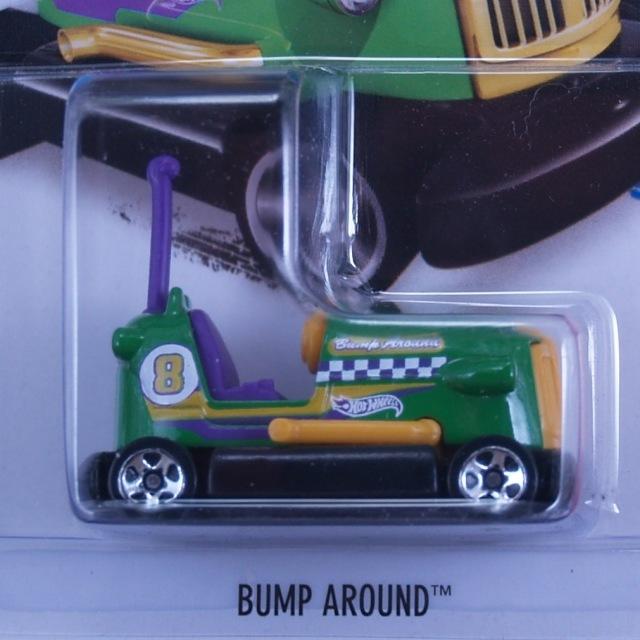 2014 HW RACE / BUMP AROUND / バンプアラウンド