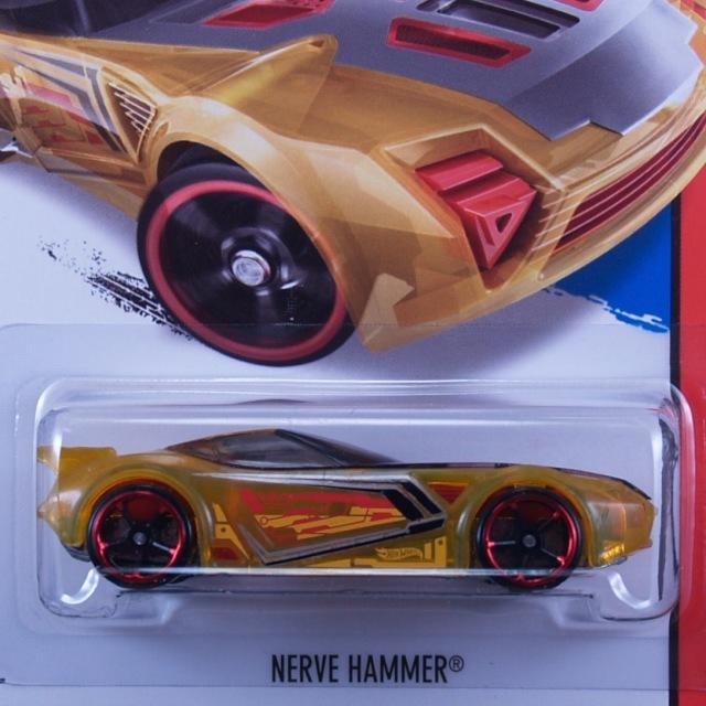 2014 HW RACE / Nerve Hammer