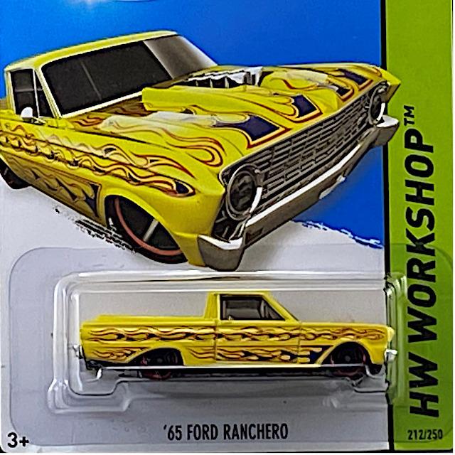 65 Ford Ranchero/'65 フォード ランチェロ