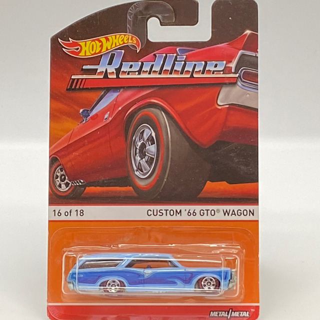 2015 Heritage / Custom '66 GTO Wagon / カスタム '66 GTO ワゴン