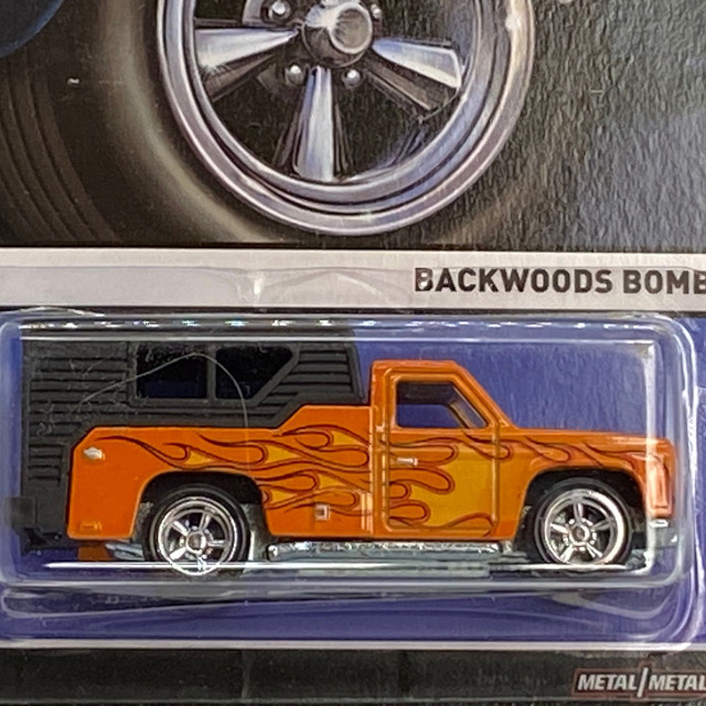 2015 HW Heritage Real Riders / Backwoods Bomb / バックウッズボム