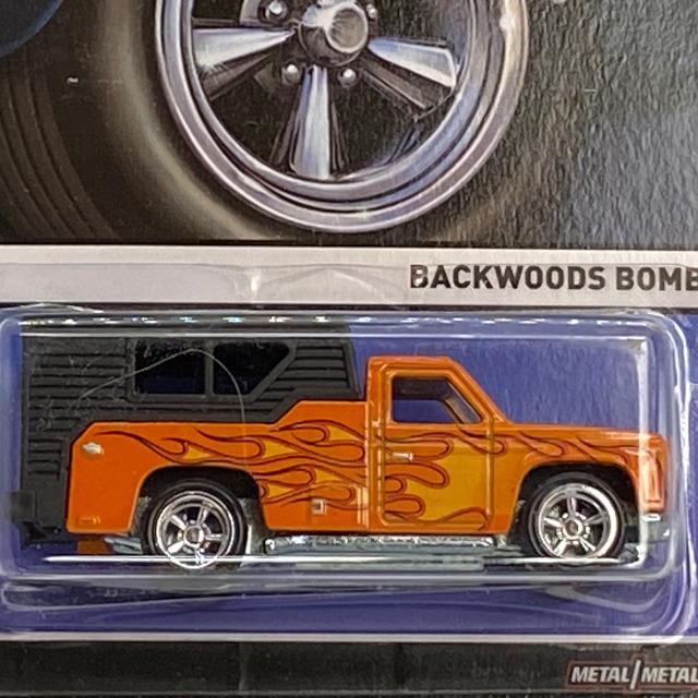 2015 HW Heritage Real Riders / Backwoods Bomb / バックウッズボム