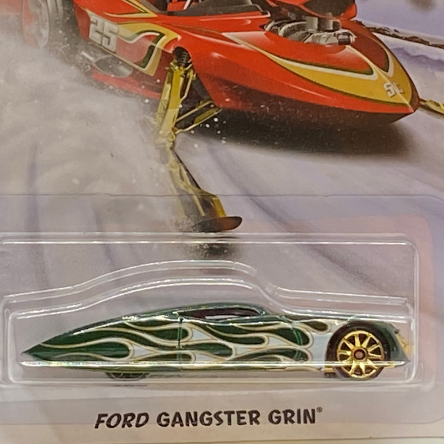 2015 Holiday Hot Rods / Gangster Grin / ギャングスター グリン【Walmart Exclusive】