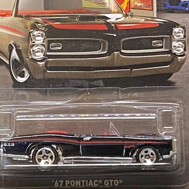 2016 HW Garage '67 Pontiac GTO / '67 ポンティアック GTO
