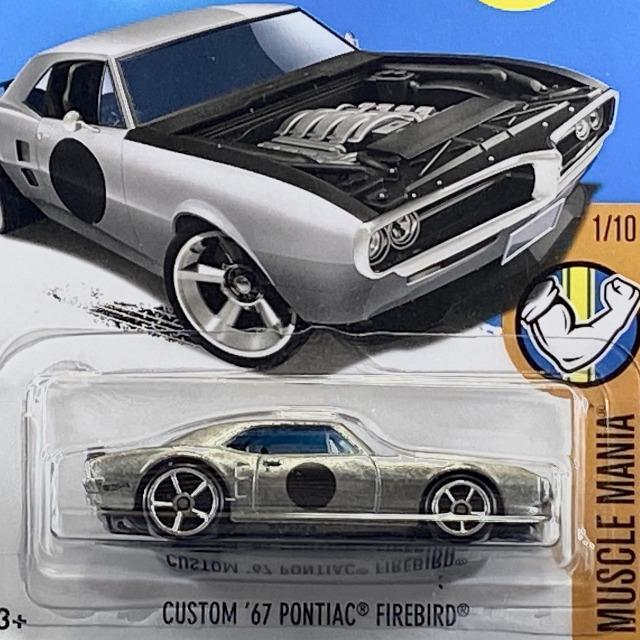 2017 Muscle Mania / Custom '67 Pontiac Firebird / カスタム '67 ポンティアック ファイアーバード