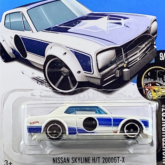 2017 Nightburnerz / Nissan Skyline H/T 2000GT-X / ニッサン スカイライン H/T 2000GT-X