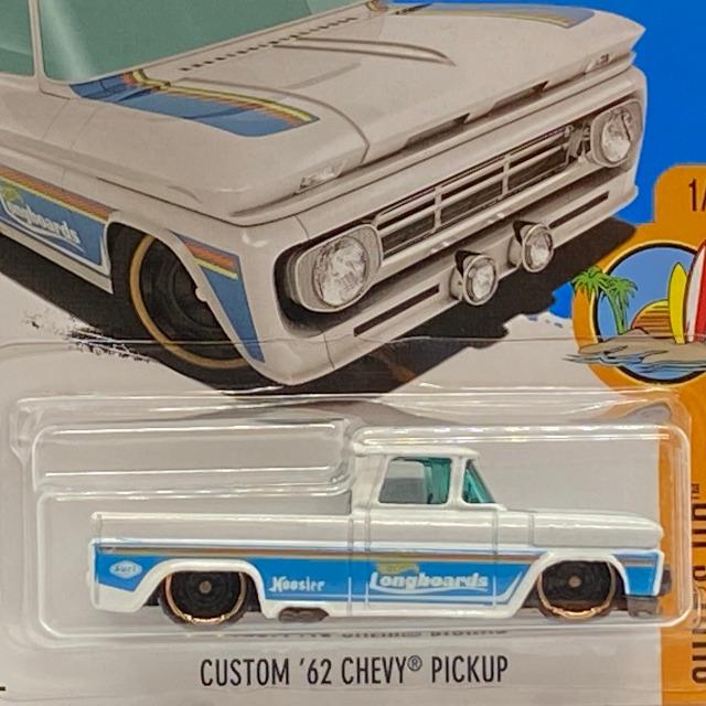 2017 Surf's Up / Custom '62 Chevy Pickup / カスタム'62シェビーピックアップ