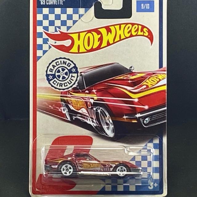 2017 Racing Circuit / '69 Corvette / '69 コルベット【Walmart Exclusive】