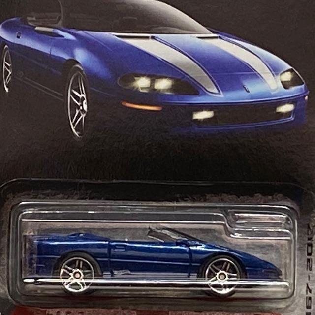 2017 Camaro Fifty / '95 Camaro Convertible / '95 カマロ コンバーチブル【 Walmart Exclusive】