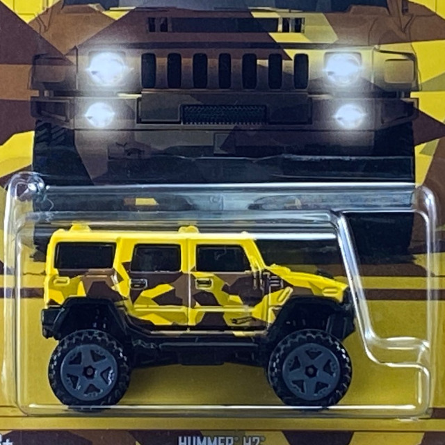 2017 HW First Editions /  Hummer H2 / ハマー H2