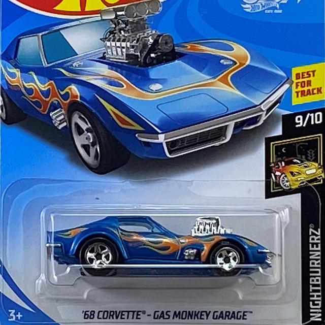 68 Corvette GasMonkeyGarage /'68 コルベット-ガスモンキーガレージ