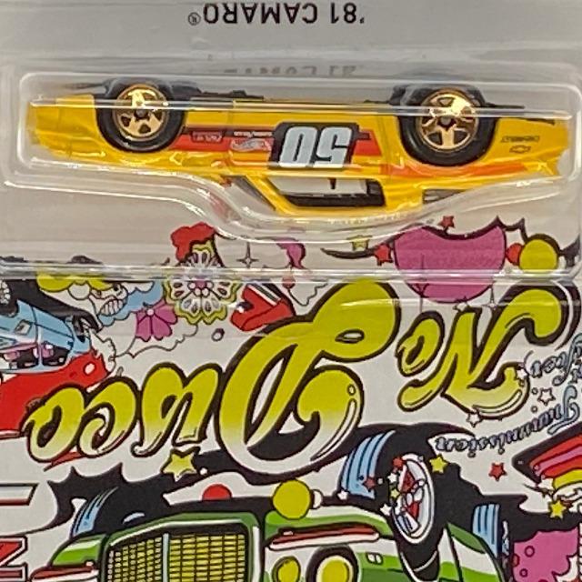2018 50th Anniversary Camaro / '81 Camaro / '81 カマロ