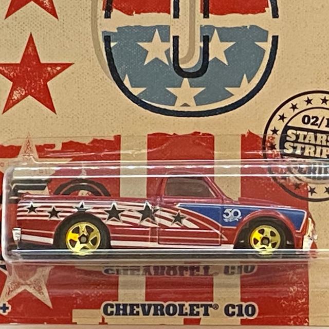 2018 50th Anniversary / Chevrolet C10 /  #FKV88