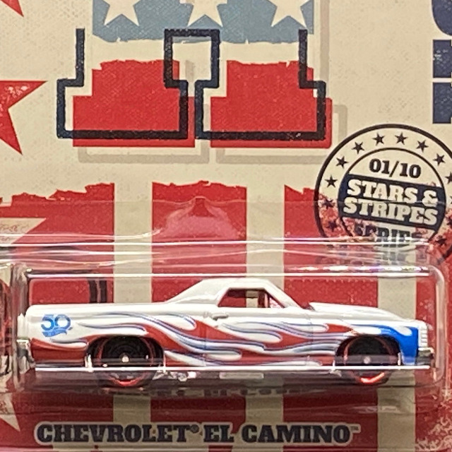 2018 50th Anniversary Stars & Stripes Series / Chevrolet El Camino / シボレー エル カミーノ