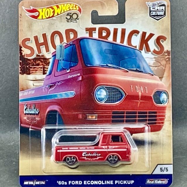 2018 Car Culture / '60s Ford Econoline Pickup /  60年代フォード エコノライン ピックアップ