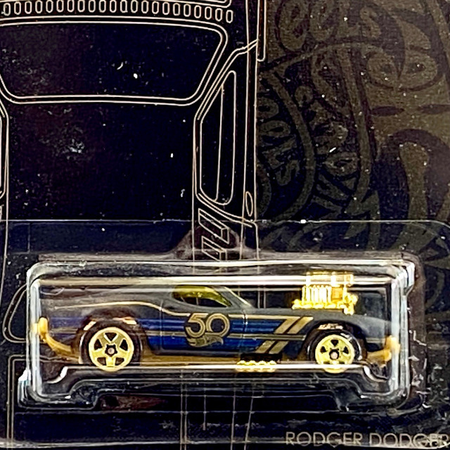 2018 50th Anniversary Black & Gold Collection / Rodger Dodger / ロジャー ドジャー