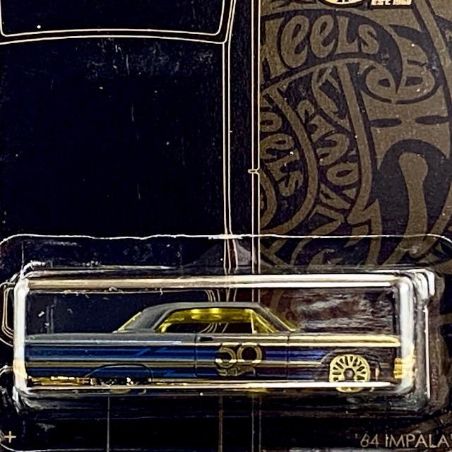 2018 50th Anniversary Black & Gold Collection / '64 Impala / '64 インパラ