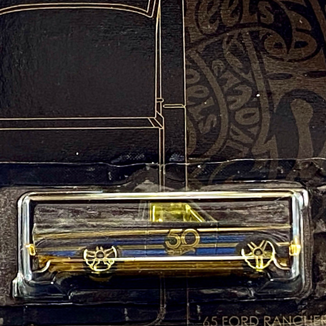 2018 50th Anniversary Black & Gold Collection / '65 Ford Ranchero / '65 フォード ランチェロ