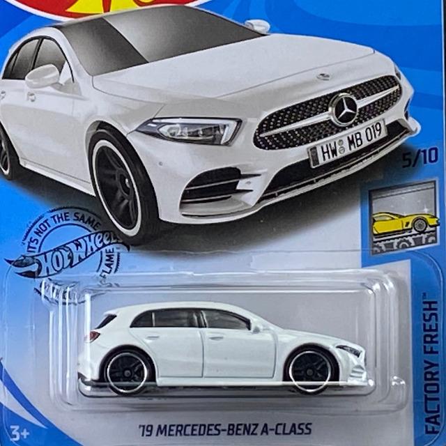 2019 HW / Factory Fresh / 19 Mercedes Benz A Class / 19 メルセデス ベンツ A クラス