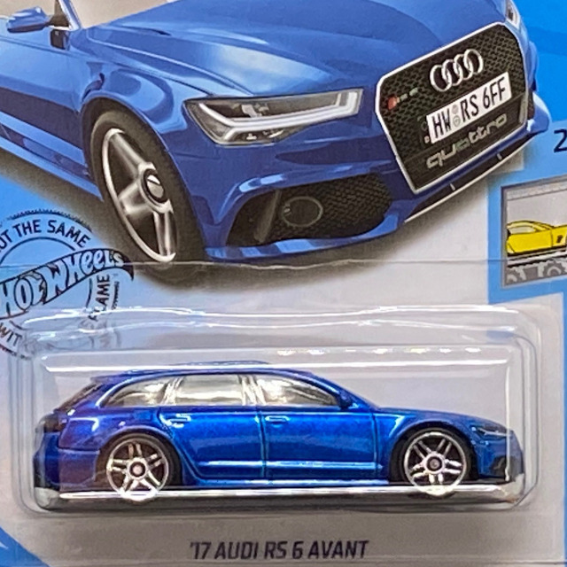 2019 Factory Fresh / '17 Audi RS6 Avant / '17 アウディ RS6 アバント
