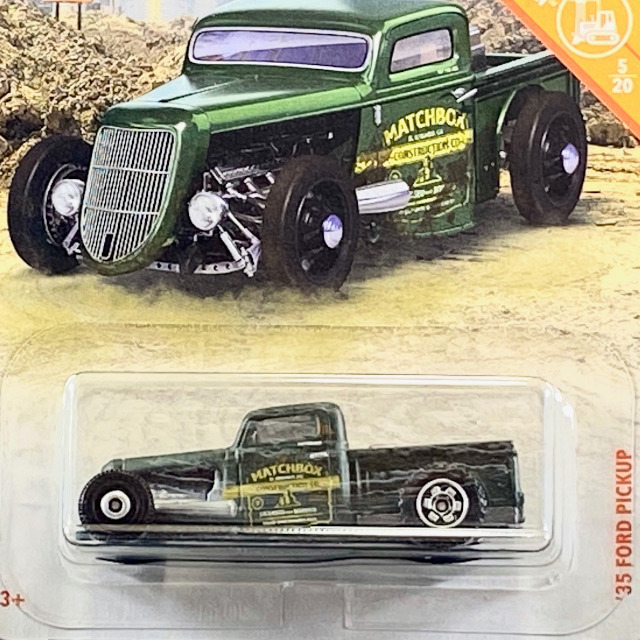 2019 MBX Construction / '35 Ford Pickup / '35 フォード ピックアップ