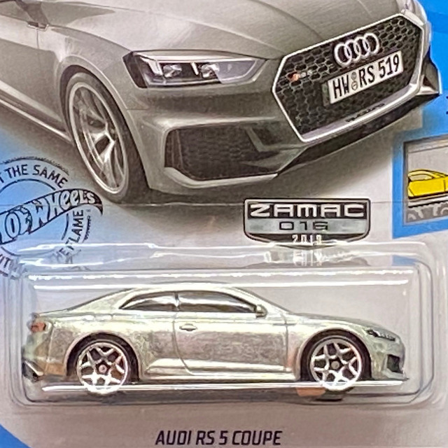 2019  Factory Fresh / Audi RS 5 Coupe / アウディRS5クーペ【Walmart Exclusive】