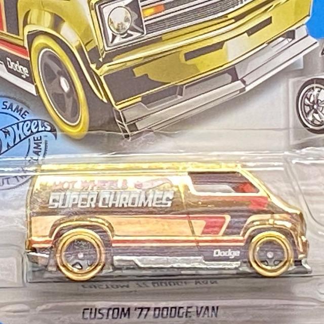 2019 Super Chromes / Custom '77 Dodge Van / カスタム '77 ダッジ バン