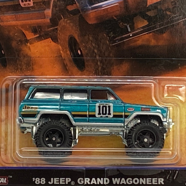2019 Car Culture / Desert Rally / '88 Jeep Grand Wagoneer / '88 ジープ グランド ワゴニア