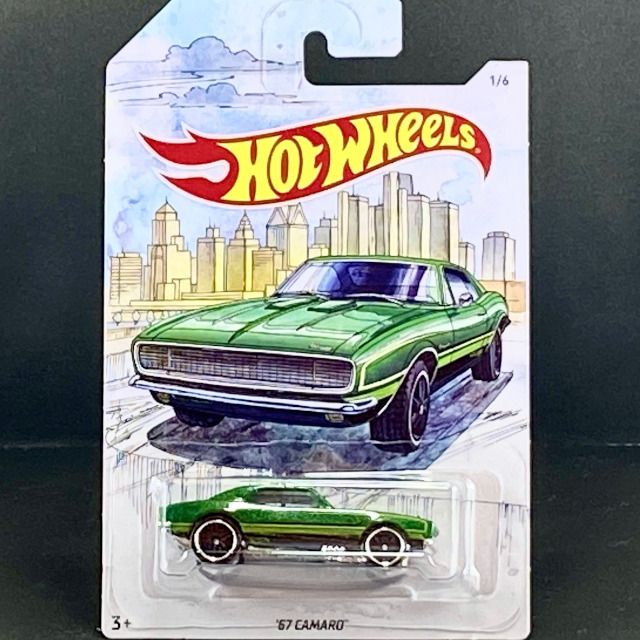 2019 Detroit Muscle / '67 Camaro / '67 カマロ 【Walmart Exclusive】