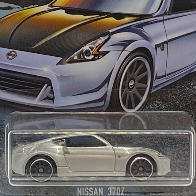 2019 Fast & Furious / Nissan 370Z / ニッサン 370Z【Walmart Exclusive】