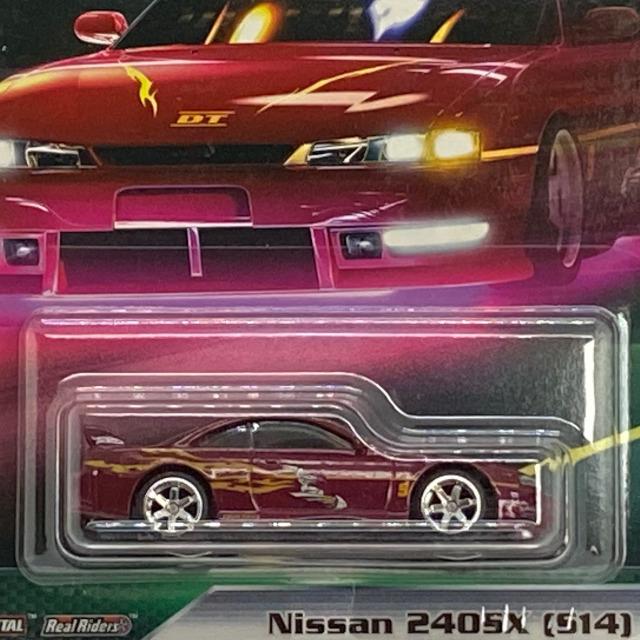 2019 Fast & Furious / Original Fast / Nissan 240SX (S14) / ニッサン 240SX (S14)