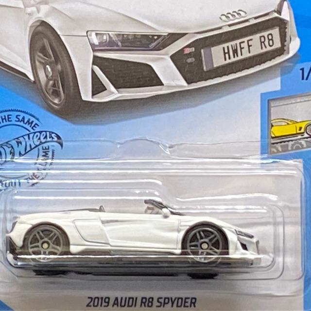 2020 Factory Fresh / 2019 Audi R8 Spyder / 2019 アウディ R8 スパイダー