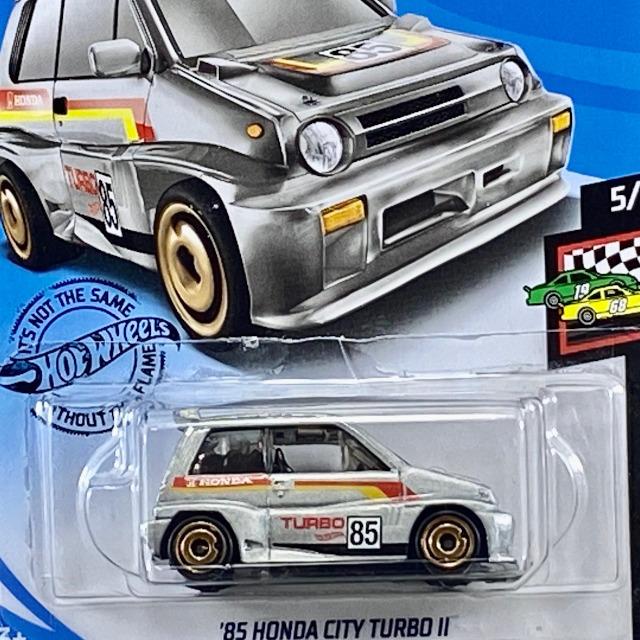 2020 Race Day / '85 Honda City Turbo 11 / '85 ホンダ シティー ターボ11