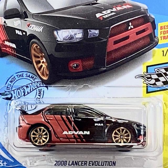2020 HW Speed Graphics / 2008 Lancer Evolution / 2008 ランサー エボリューション