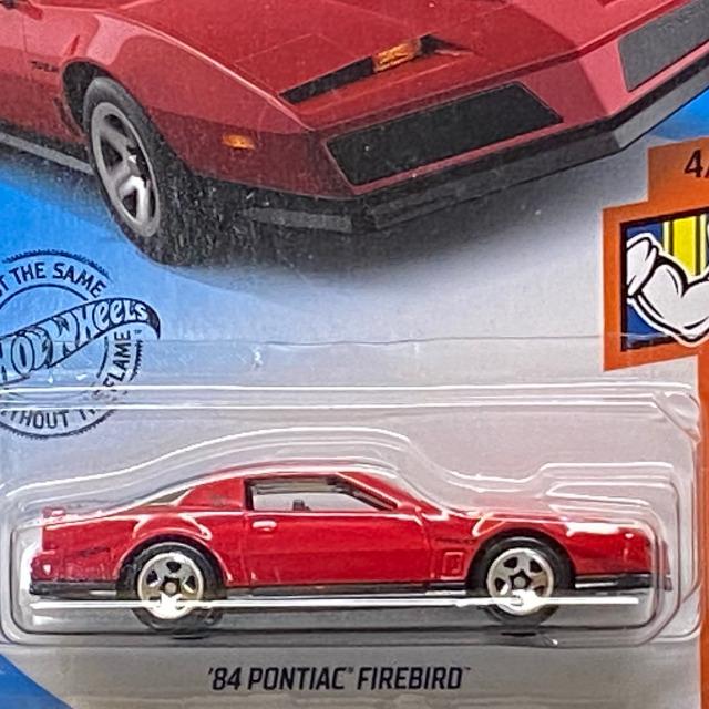 2020 Muscle Mania / '84 Pontiac Firebird / '84 ポンティアック ファイヤーバード