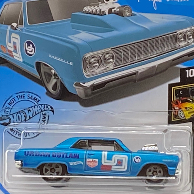 2020 Nightburnerz / '64 Chevy Chevelle SS / '64 シェビー シェベル SS