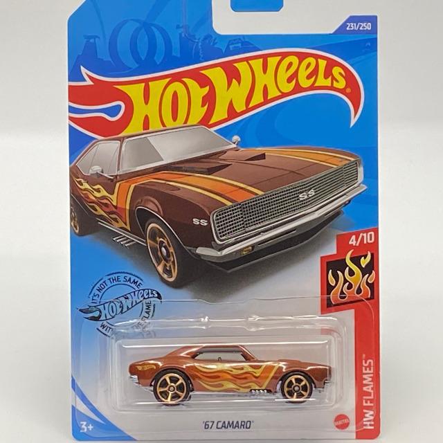 2020 HW Flames / '67 Camaro / '67 カマロ