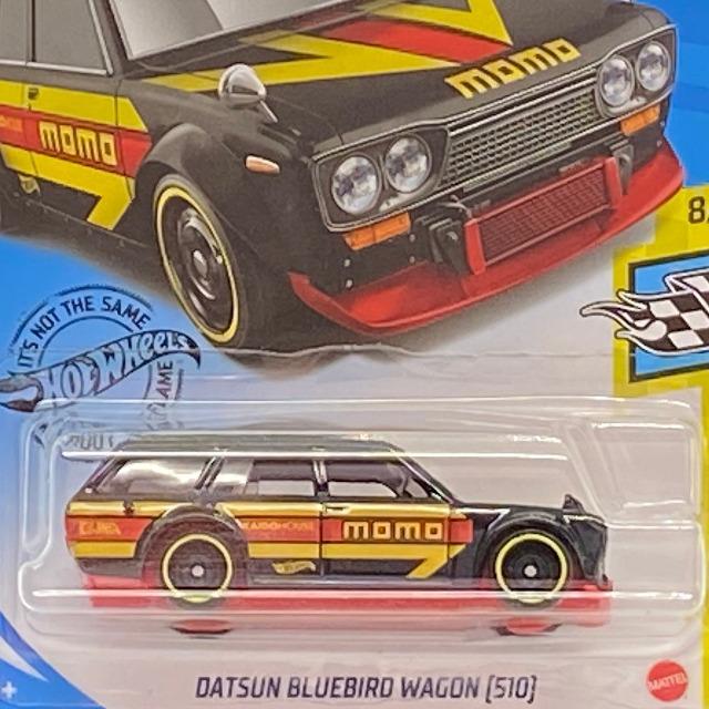 2020 HW Speed Graphics / Datsun Bluebird Wagon / ダッツン ブルーバード ワゴン