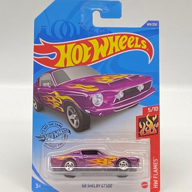 2020 HW Flames / '68 Shelby GT500 / '68 シェルビー GT500