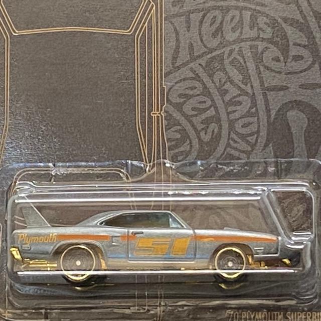 2019 Satin & Chrome / '70 Plymouth Superbird / '70 プリムス スーパーバード