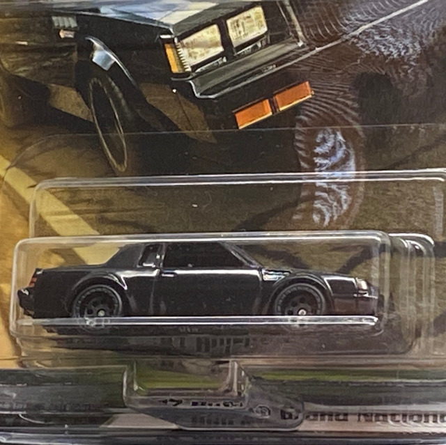 2020 motor city muscle / '87 buick grand national gnx / 87