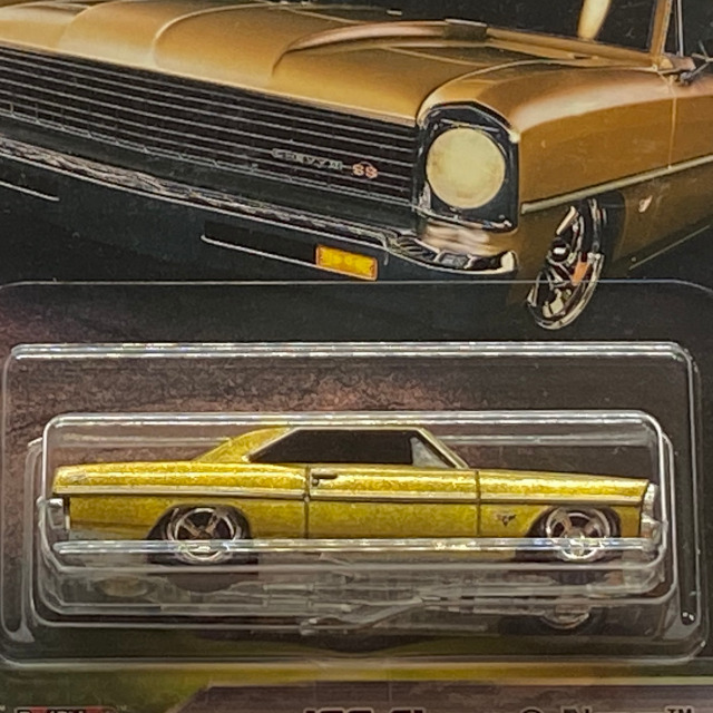 2020 Fast & Furious Motor City Muscle / '66 Chevy Nova / '66シェビーノヴァ