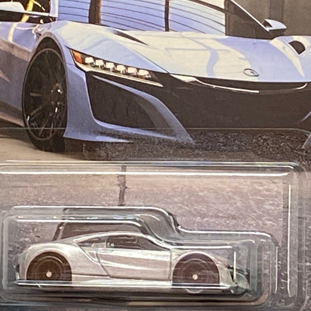 2020 Fast & Furious Full Force / 17 Acura NSX / 17 アキュラ NSX