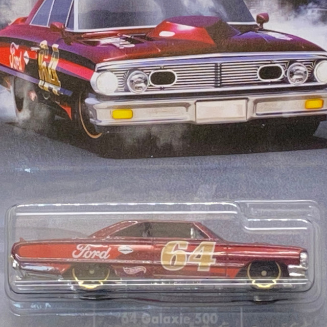 2020 American Steel / '64 Galaxie 500 / '64 ギャラクシー 500
