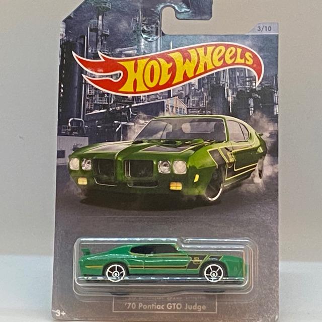 2020 American Steel /  '70 Pontiac GTO Judge / '70 ポンティアック GTO ジャッジ