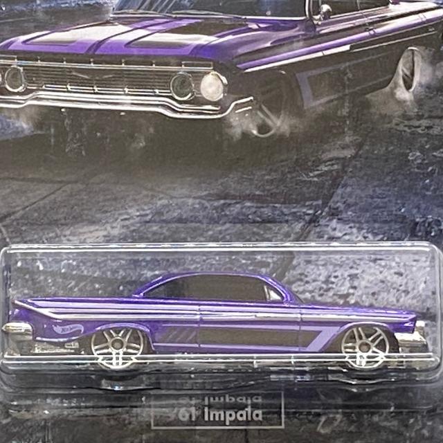 2020 American Muscle / '61 Impala / Walmart Exclusive / '61 インパラ【Walmart Exclusive】