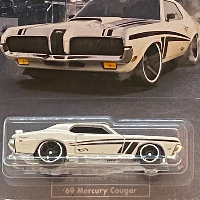 2020 American Steel / '69 Mercury Cougar / '69 マーキュリー クーガー