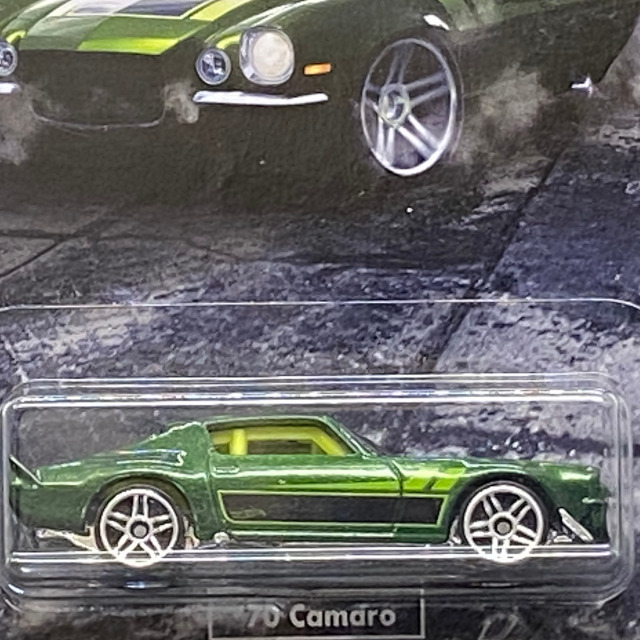 2020 American Muscle / '70 Camaro / '70 カマロ